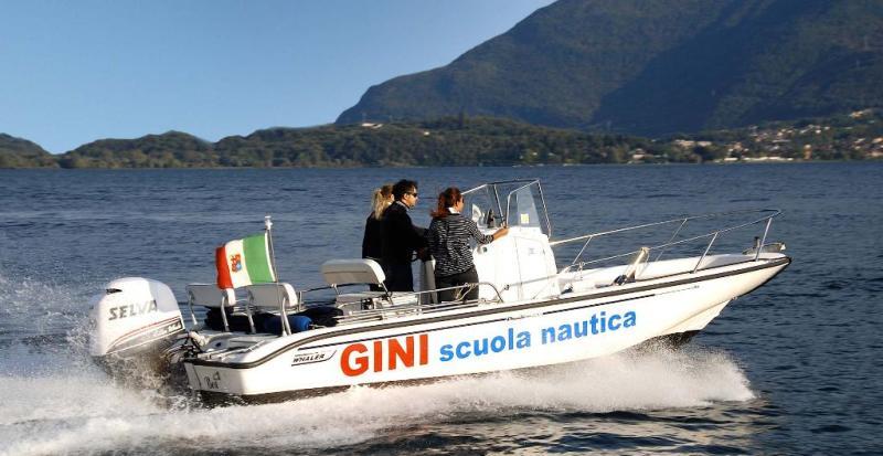 patenti nautiche Barche a vela lago di como lombardia milano